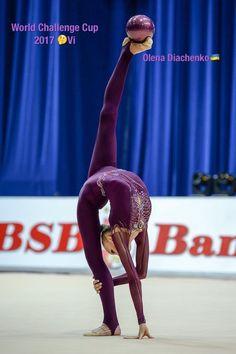 <<Alena Dyachenko (Ukraine) # World Challenge Cup Minsk, August 5 - 6. 2017>>