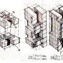 Vecindario 1 de Mayo / CBAyA Sketch