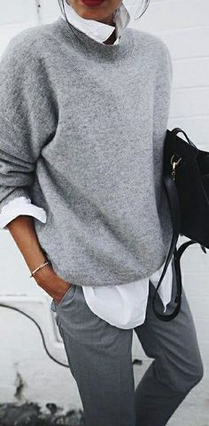 Gorgeous winter style fashion trends ideas for women 30