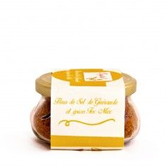 Fleur de Sel de Guérande épices Tex-Mex 150 Gr