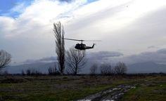 Στρατιωτική Παρουσία σε Ακριτικά Χωριά.