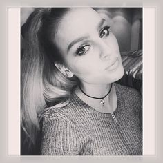 via Perrie Edwards's Instagram