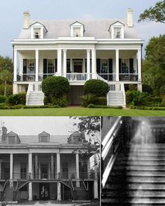 The Longfellow House is believed haunted by the ghosts of tortured slaves.