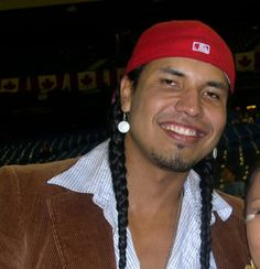 Gyasi Ross, Attorney, Author and member of Blackfeet nation.