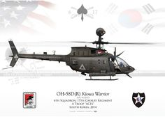 "UNITED STATES ARMY 6th Squadron, 17th Cavalry Regiment, A Troop ""ACES"" South Korea, 2014"