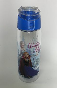 DISNEY FROZEN ELSA ANNA AND OLAF 25FL OZ WATER BOTTLE *** For more information, visit image link.Note:It is affiliate link to Amazon.