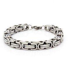 Coolbodyart acero inoxidable unisex anillo negro tácticas Edge oro Line y anillo exterior
