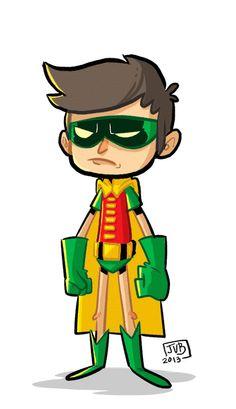 Robin, el de Julian Van Bores