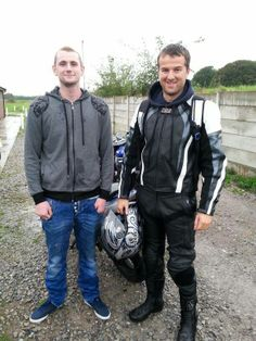 Dan and Ali, great job. #motorcycletrainingmanchester #cbt manachester 01619733450