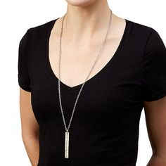 Look what I found at UncommonGoods: love equation necklace... for $185 #uncommongoods