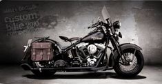 Classic Springer - nostalgic horn and crossbones seat! - Page 3 ... #harleydavidsonsoftailheritage
