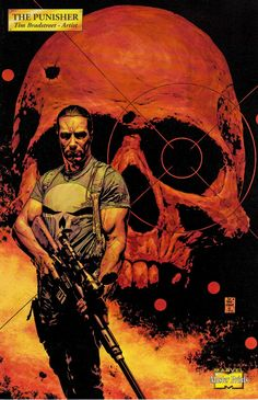 Timothy Bradstreet, The Punisher, Welcome Back, Frank