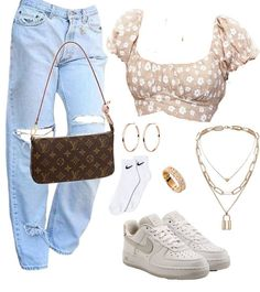 Teen Fashion Outfits, Swag Outfits, Retro Outfits, Outfits For Teens, Teenage Girl Outfits, Cute Comfy Outfits, Cute Summer Outfits, Simple Outfits, Stylish Outfits