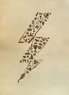 icon scar (Harry Potter)