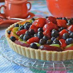 My dad loved bakeries. Actually, what he really loved were baked goods. If my mom did not keep him supplied in his favorite desserts,...