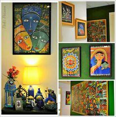 colorful décor, Global decor, Global Décor Design, Home decor, Home Tour, Indian Inspired Décor, Interior Design, Interior Styling