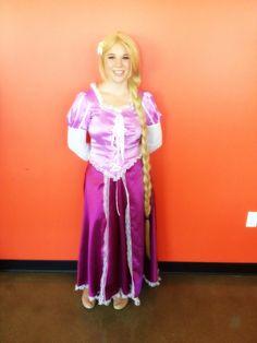 Rapunzel | Halloween 2013