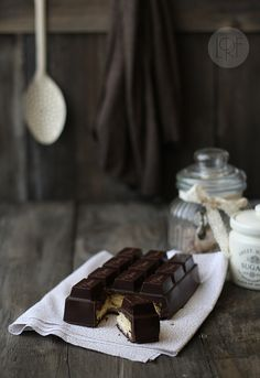 Шоколадный торт Tablet