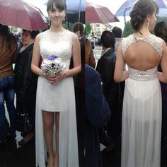 White Prom Dresses,Prom Dress,White Prom Gown,Prom Gowns,Elegant Evening Dress,Modest Evening Gowns,Sexy Party Gowns,2016 Prom Dress