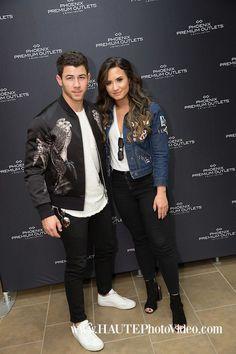 Demi and Nick, 2016.