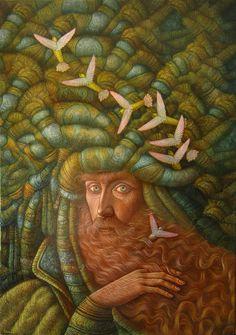 El sultán de los pájaros, Hernán Valdovinos