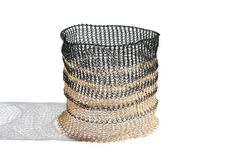 Bracelet Crochet, Mesh Bracelet, Gold Bangle Bracelet, Gold Bangles, Tatting Jewelry, Lace Jewelry, Etsy Jewelry, Knitted Jewelry, Handmade Bracelets