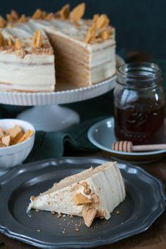 Milk & Honey Cake | Hungry Rabbit