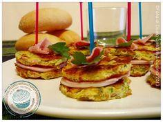 finger food Omelette