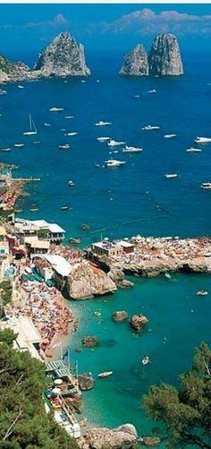 Capri, Italy | Cynthia Record