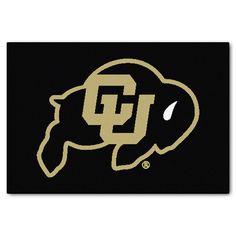 Collegiate Colorado Starter Area Rug