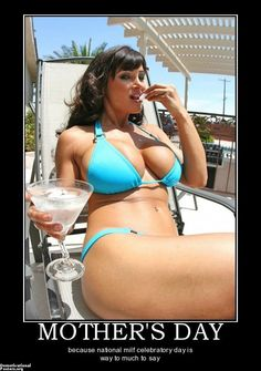 Seriously guys, Hot Mom's Make The Best Girlfriends!