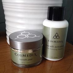 Have you had a CosMedix Benefit Peel? @andymillward_ loves it because it is great for most skin types!   Image via: @andymillward_