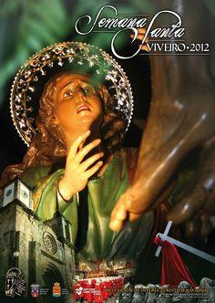 Cofrades de Viveiro: Descargas Cofrades: Cartel de la Semana Santa de Viveiro 2012...