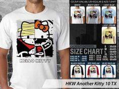Kaos Hello Kitty Sanrio Japanese, Kaos Hello Kitty TV Series, enjoy