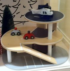 Like this design for wooden garage