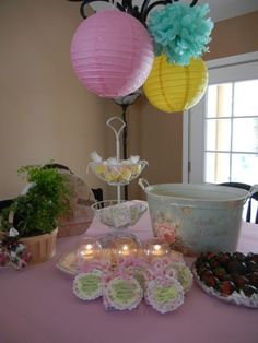 Mother's Day Celebration - Michelle's Party Plan-It