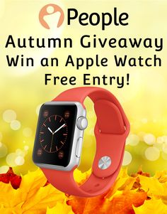 People HR Autumn #Giveaway | #Win an Apple Watch | #competition