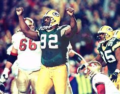 "Reggie White aka ""The Minister of Defense"", played for the Green Bay Packers and the Philadelphia Eagles (1985-2000)- Greatest Defensive Linemen in NFL History"