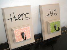 Wedding Gift Idea: Custom Family Signs | DIY wedding, Gift and Weddings