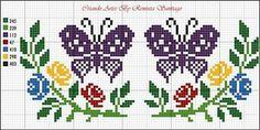 123 Cross Stitch, Cross Stitch Heart, Cross Stitch Cards, Cross Stitch Borders, Cross Stitch Alphabet, Cross Stitch Animals, Cross Stitching, Cross Designs, Cross Stitch Designs