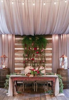 Photographer: Shauna Veasey Photography; Wedding reception idea