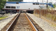 Photos from Amtrak Crescent accident | Flickr - Photo Sharing!