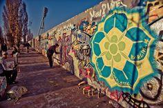 Berlin, Germany. Wellington New Zealand, Haunted Attractions, Most Haunted, Skate Park, Berlin Germany, Tattoo Studio, Abandoned, Street Art, Walls