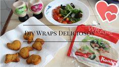 DIY Wraps_Lanches Deliciosos Para Levar Para Todo o Lado