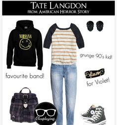 You can be your very own Tate Langdon✌️