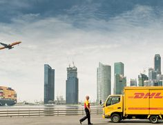 Integrated campaign for DHL Express