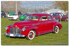 1941 Buick Special Business Coupé