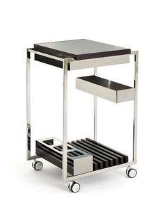 Serving Carts and Bar Carts – The Top 10 Bar Carts - ELLE DECOR