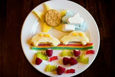 Fun Meals for Kids #foodart #kidsmeals #mealideas #healthyeating #kidfriendly