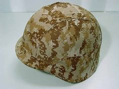 US Army M88 PASGT Helmet Cover Digital Desert Camo by AirSoft. $6.99. FEATURES: Standard military troops helmet cover for M88 PASGT Kevlar helmet. Durable lining with hooks attachment. DETAILS: Color - Digital desert camo Weight - 58g NOTE: Helmet is sold separately not included in this item.
